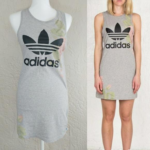 96b5f0158b adidas Dresses   Skirts - Adidas tank dress
